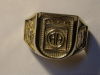 Regular Yellow Gold 82nd Airborne Ring