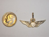 #69 Medium Yellow Gold Army Aviator Wings